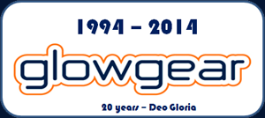 Glow Gear celebrating 20 years from 1994 to 2014